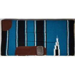 Saddle Pad Royal Blue