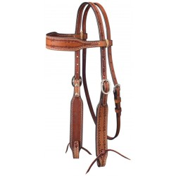 Western Bridle - Leather...
