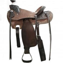 Western Saddle - The Austin...