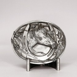 Horse Shoe Belt Buckle