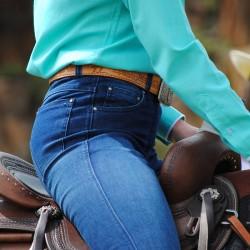 Ladies Atlanta Denim Riding...