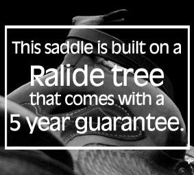 Custom Ralide Saddles